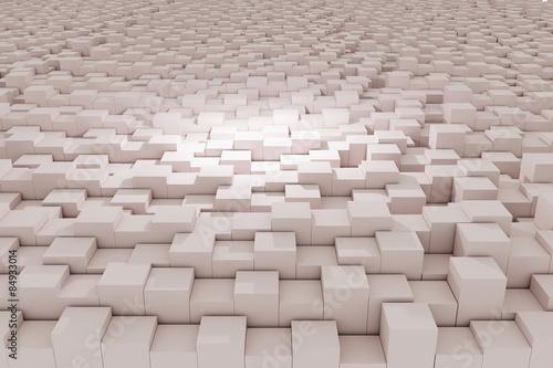 White cubes © erllre