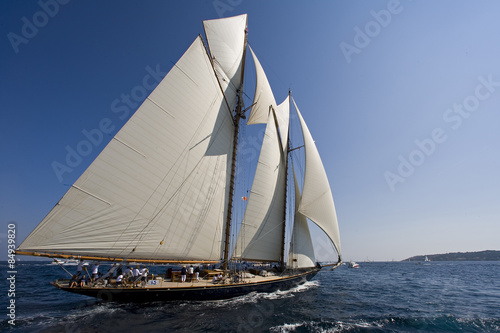 Sailing boat Canvas-taulu