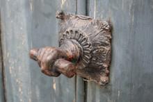 Historischer Türknauf (Historic Doorknocker)
