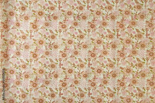 wzor-slodkich-kwiatow-na-tkaninie