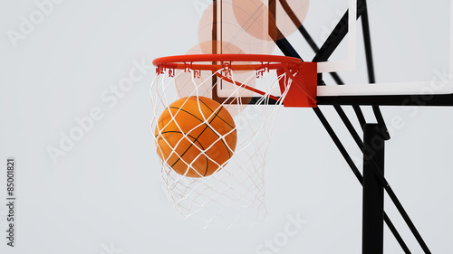 Photographie  Ball basketball