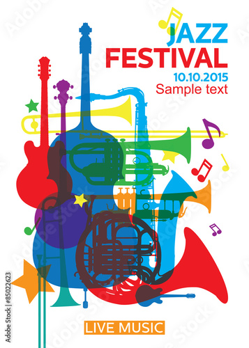 Photo  Jazz festival poster2