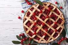 American Homemade Cherry Pie H...