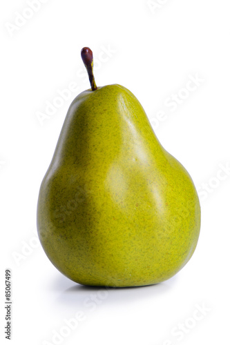 fruit pear isolated Wallpaper Mural