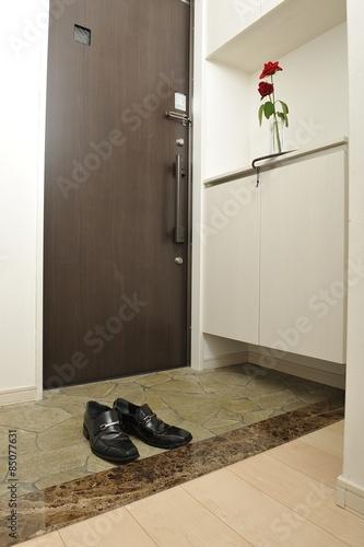Fotografie, Obraz  マンションの玄関