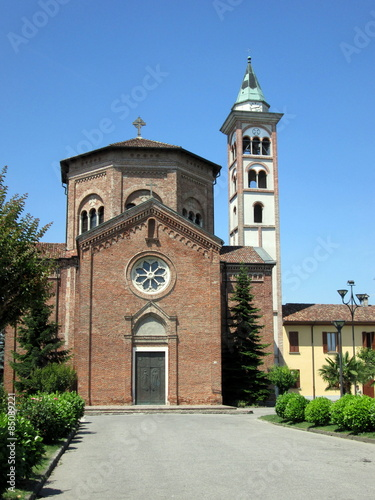 Fotografie, Obraz  Nosadello , Basilica