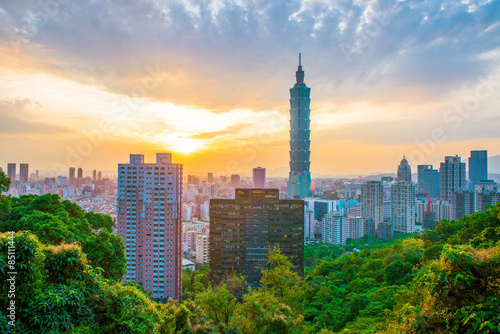 фотография  Taipei 101 Tower