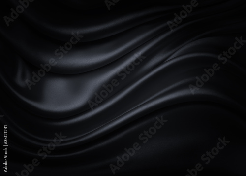 Fotografie, Tablou abstract background luxury cloth or liquid wave or wavy folds of grunge silk tex