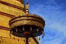 Wat Prathat Cho Hae, Phare  Province Thailand