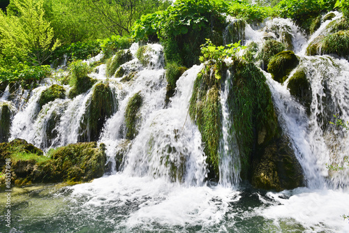 beautiful waterfalls - 85137848