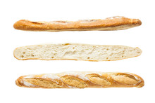 French Baguette Three Sided Vi...