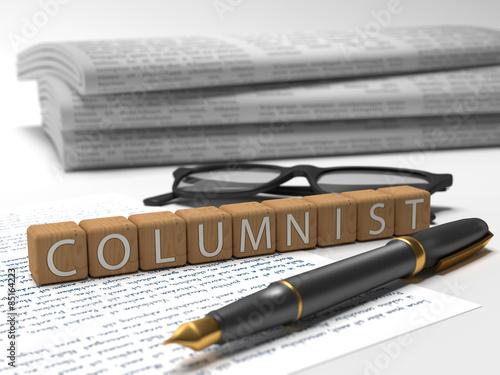 Valokuva  Columnist