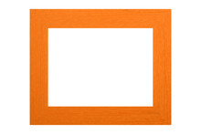 Colored Wooden Frame