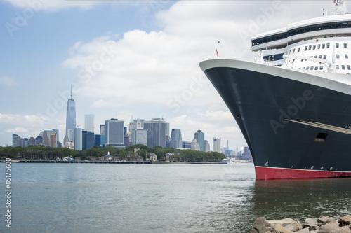 Fotografie, Obraz  cruising ship