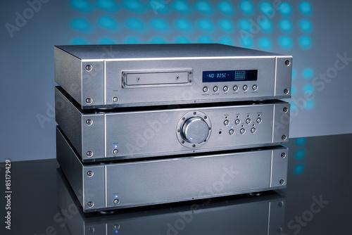 Fotografía  Amplifier Audio