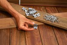 Ipe Deck Wood Installation Scr...