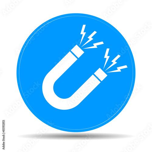 Magnet Symbol – kaufen Sie diese Vektorgrafik und finden Sie ...