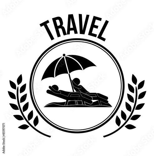 Photo Stands Dark grey travel design