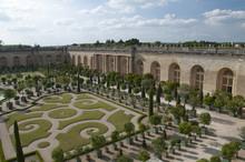 L'Orangerie Et Jardins De Versailles