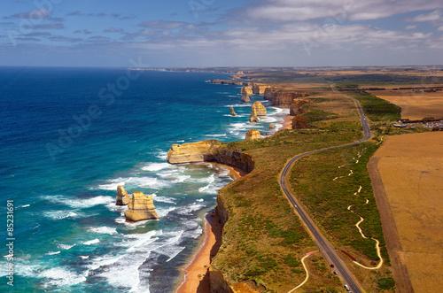 Fotografía  Doce Apóstoles, Great Ocean Road, Australia