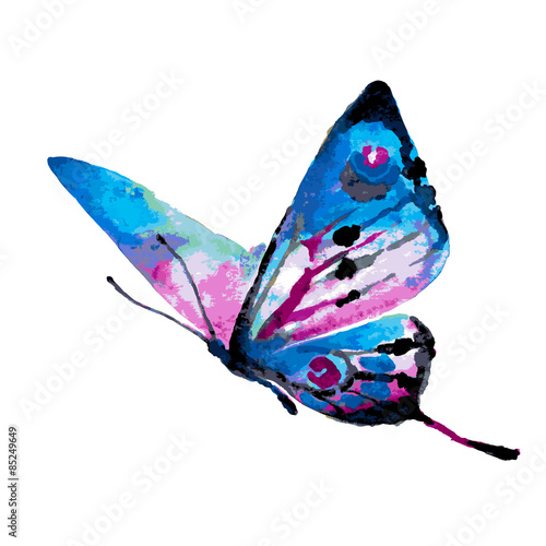 butterflies design #85249649