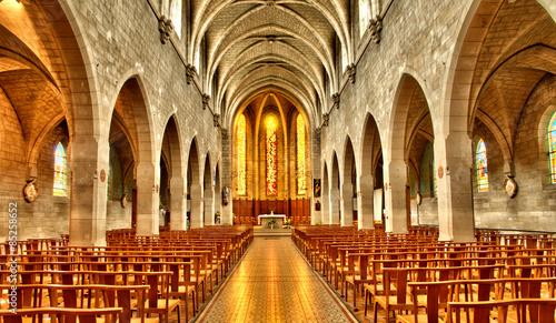 Cadres-photo bureau Edifice religieux church Saint Pierre, Saint Paul in Les Mureaux