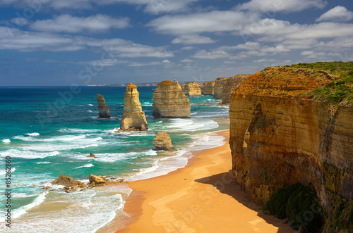 Fotografia  Australia. Twelve Apostles, Great Ocean Road
