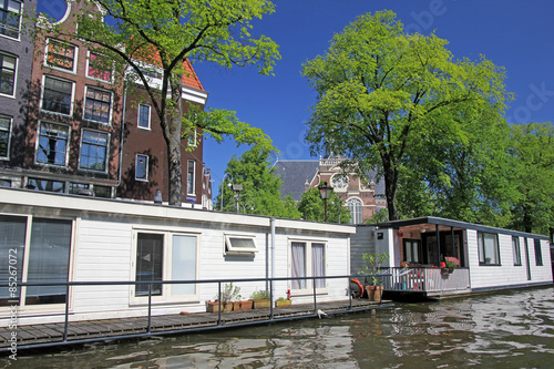 Photo  amsterdam, holland