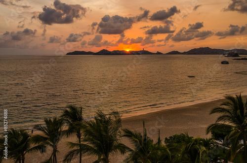 Fotografija  Acapulco beach
