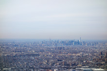 Aerial View Of NY