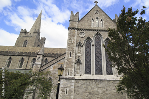 National Cathedral and Collegiate Church of Saint Patrick Poster