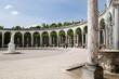 La colonnade, parc du château de Versailles