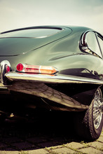 Luxury Oldtimer Jaguar E Type
