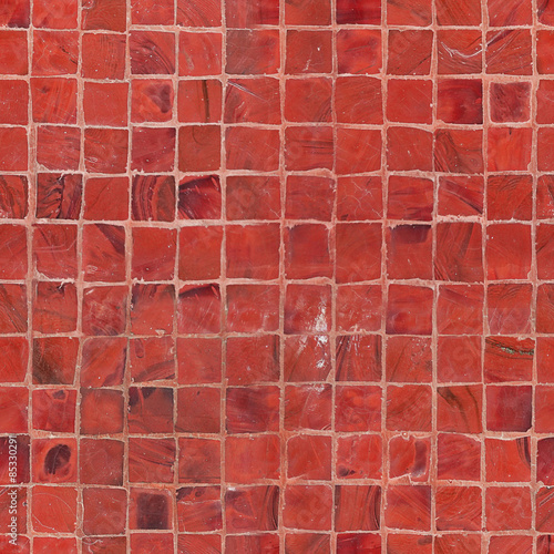 Seamless Red Mosaic Tile Texture Buy This Stock Photo And Explore Similar Images At Adobe Stock Adobe Stock