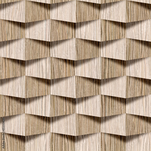 Obrazy brązowe  abstract-decorative-wall-seamless-background-blasted-oak-groove