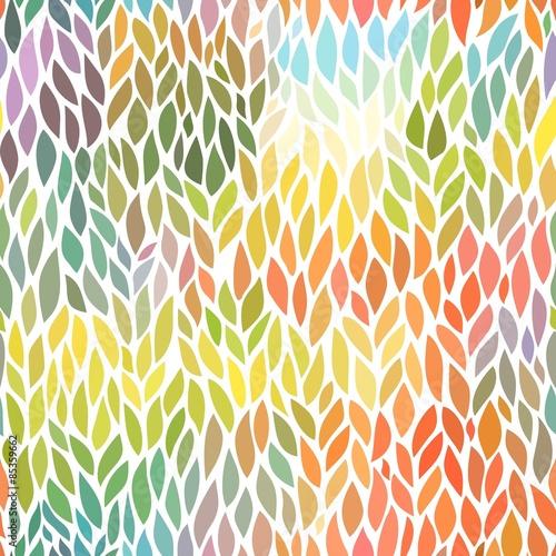 Fototapeta Colored Leaf