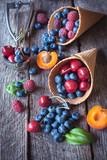 Lody ze świeżych owoców