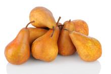 Pile Of Bosc  Pears