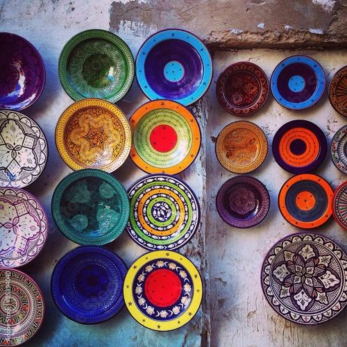 Papiers peints Maroc souvenirs from Morocco
