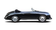 Classic Sport Cabrio Car Isola...