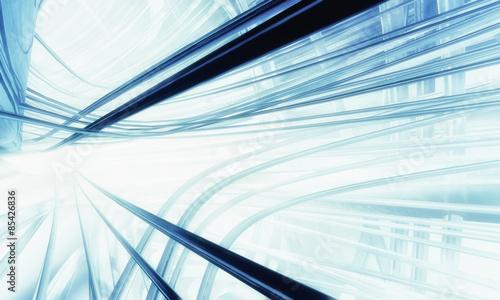3D cyber futuristic background  © zeber