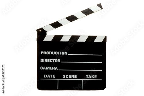 Fotomural Clap Board