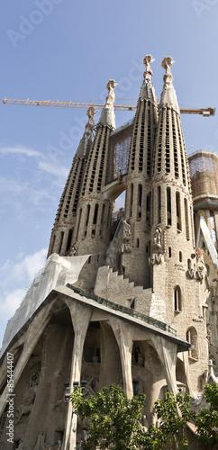 Valokuva  The Sagrada Familia