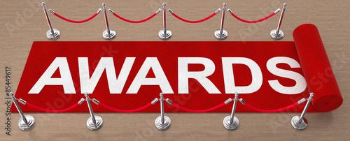 Valokuva  roter Teppich Awards