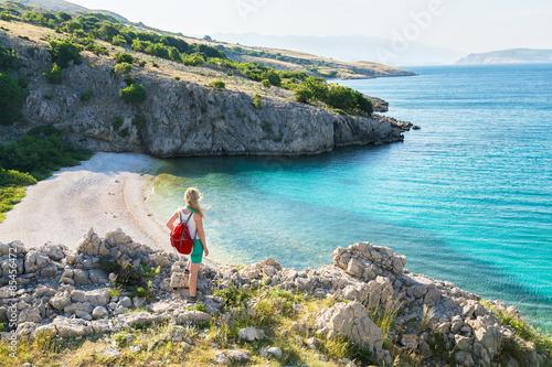Insel Krk - Kroatien Canvas Print