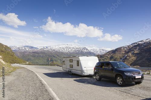 Fotografie, Obraz  Mountain Tour