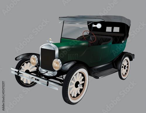 фотография  Old car