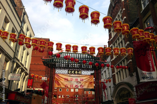 Chinese decorative lanterns
