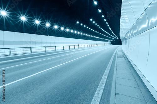 Papiers peints Tunnel urban highway road tunnel