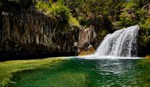 Waterfall Fossil Creek